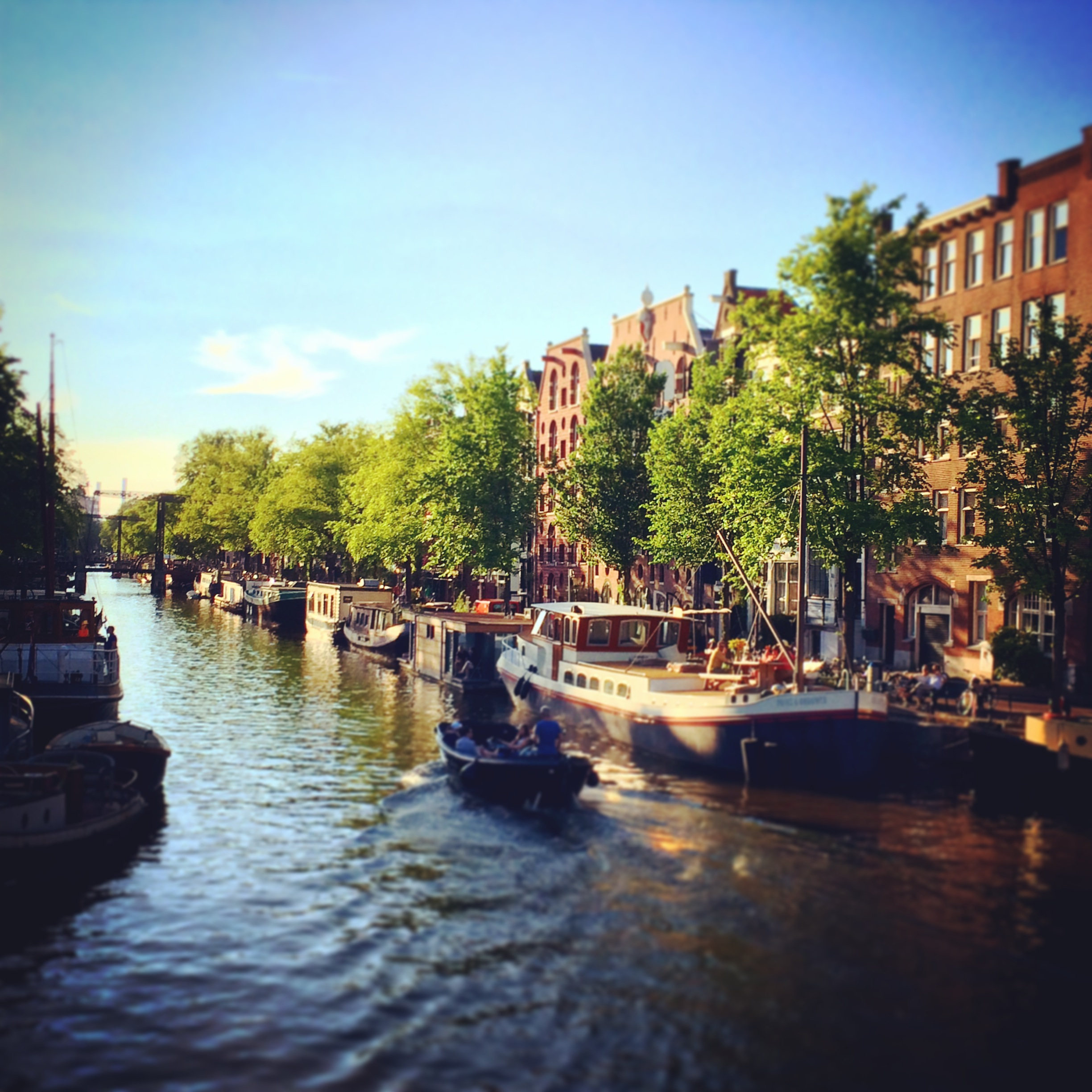Jesse's Guide to Amsterdam